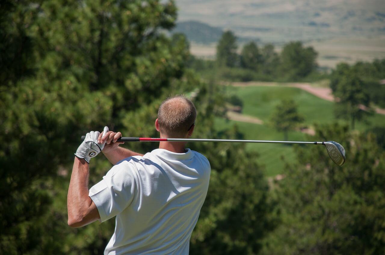 Golf bane med billigt flexmedlemsskab