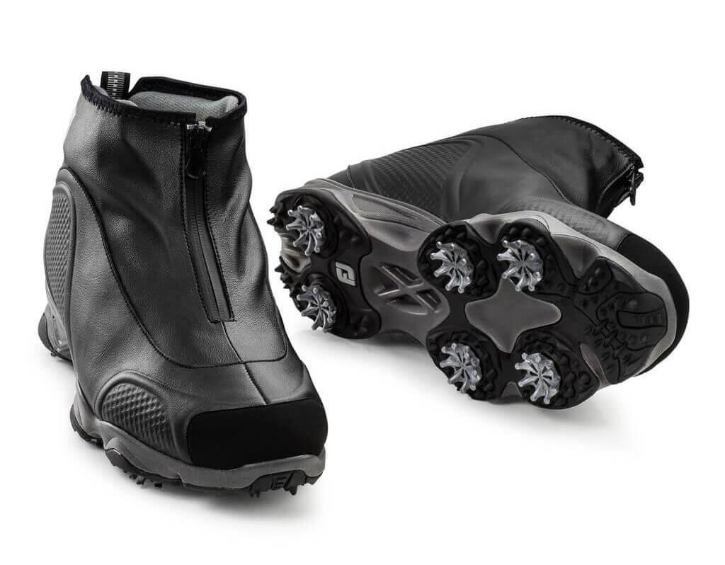 footjoy golf gummistøvler med spikes