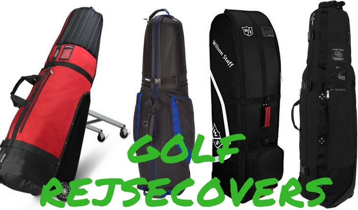 golf rejsecover til golfbag test